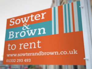 Sowter & Brown Brand Identity
