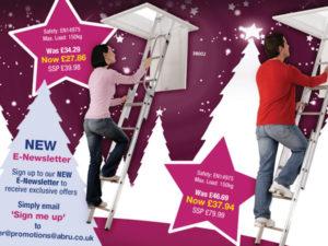 Abru Ladders Winter Mailer