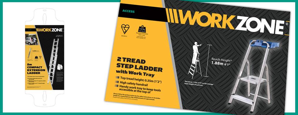 ALDI Workzone packaging