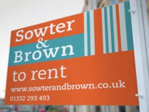 Sowter & Brown Brand Identity