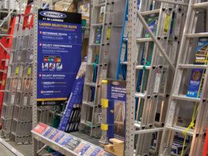 Werner Ladder Point of Sale