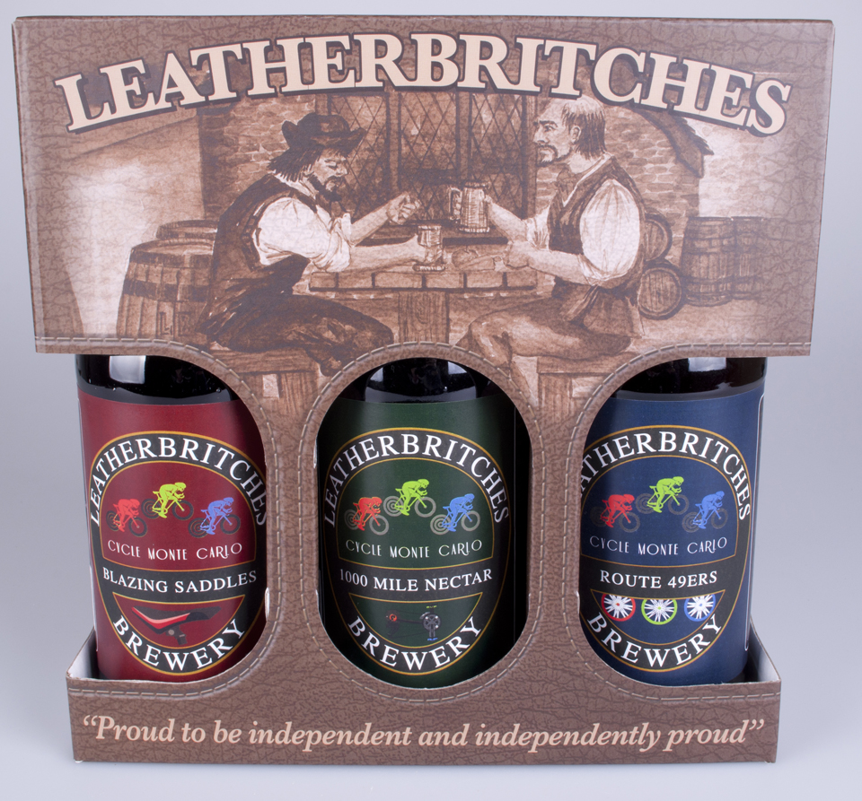 Leatherbritches Packaging
